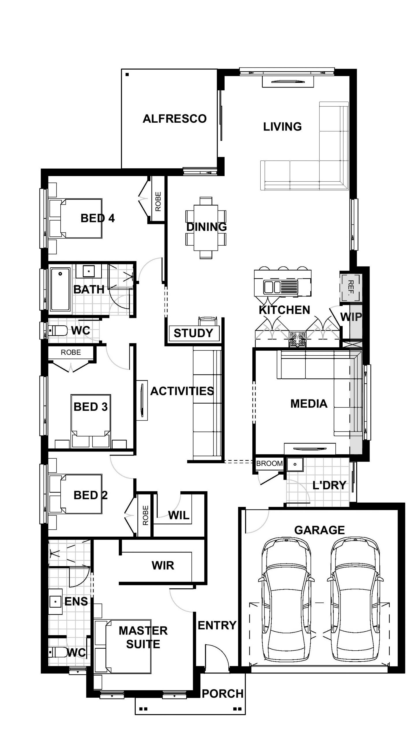 Lovedale 245 - Sales Plan-page-001